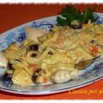 Cucina insalata di pollo