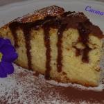 cucina torta con nutella
