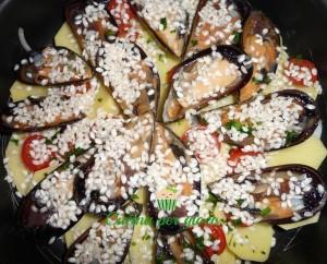 cucinapergioco teglia con cozze e patate1