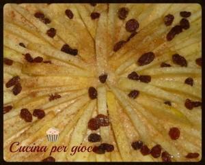 cucinapergioco torta di mele