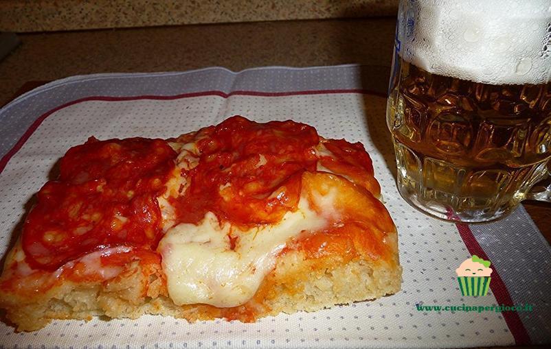 cucina per gioco pizza
